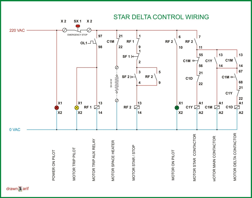 Star Wiring Diagram - Wiring Diagrams Back on